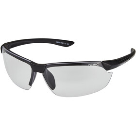 Alpina Draff Glasses black matt/clear